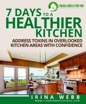 healthy kitchen non-toxic kitchen