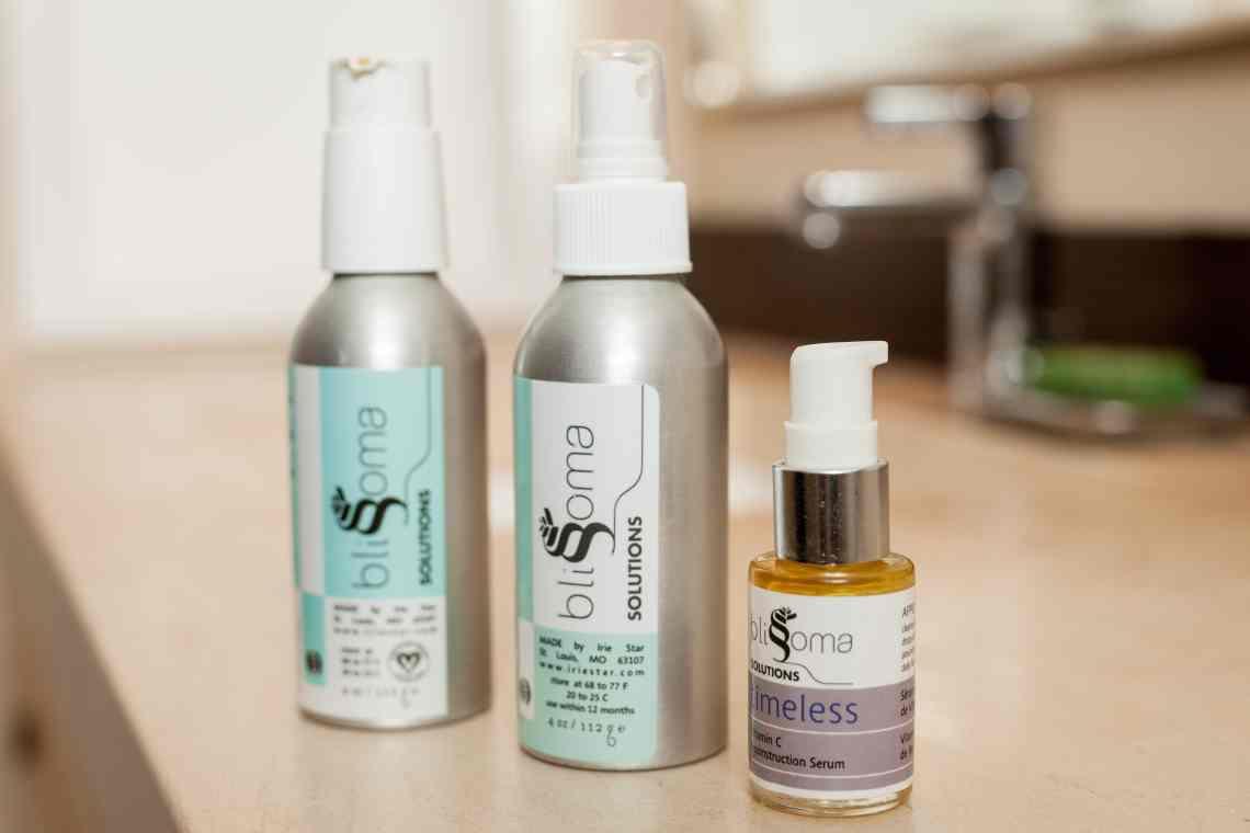 Blissoma Holistic Skincare Products Organic Skincare