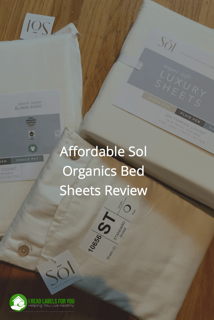 organic sheets Affordable Sol Organics Bed Sheets