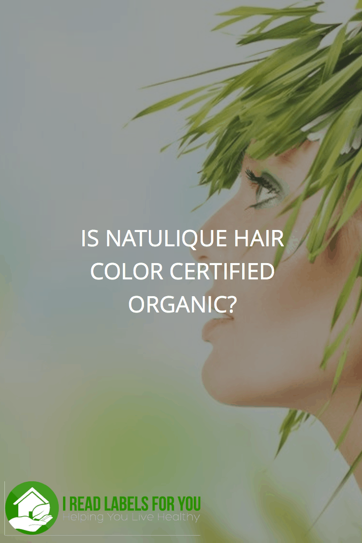 Natulique Hair Color Natulique Permanent Hair Color