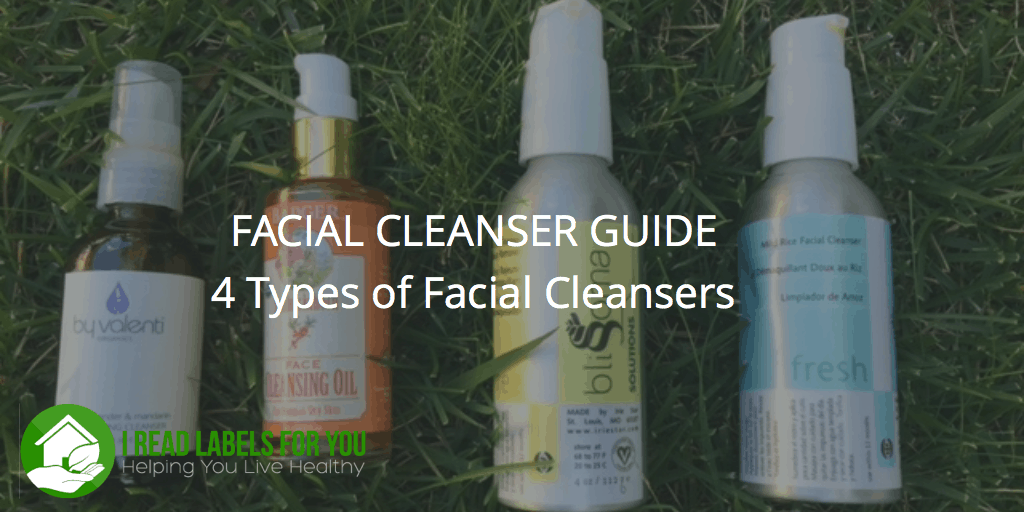 Facial Cleanser Guide