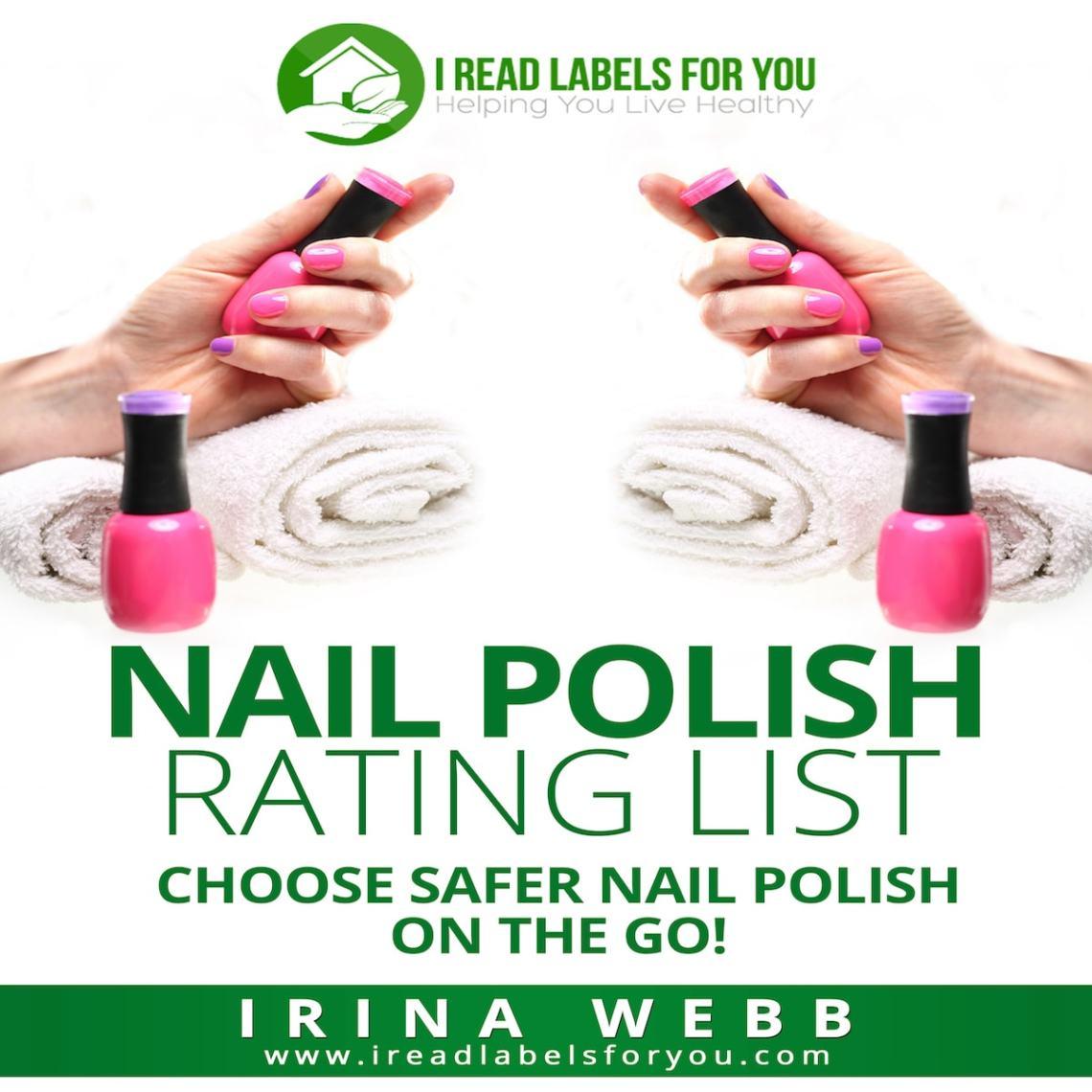 Nail Polish Rating List