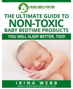 The Ultimate Guide to Non-Toxic Baby Bedtime Products Non-Toxic Baby Registry