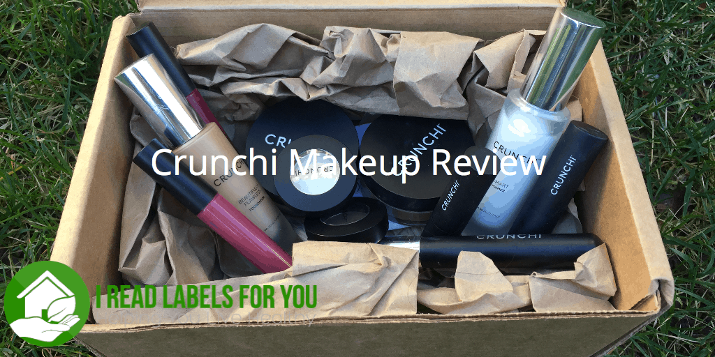 Crunchi Non-Toxic Makeup Review