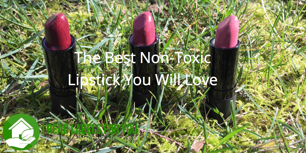 The Best Non-Toxic Lipstick