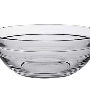 Duralex glass bowl