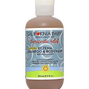 California Baby Eczema Shampoo and Body Wash