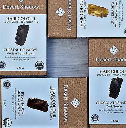 Desert Shadow Hair Color