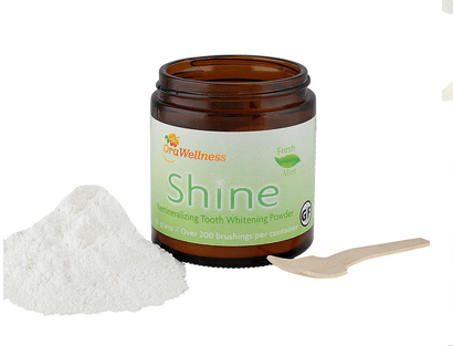 Remineralizing Whitening Tooth Powder