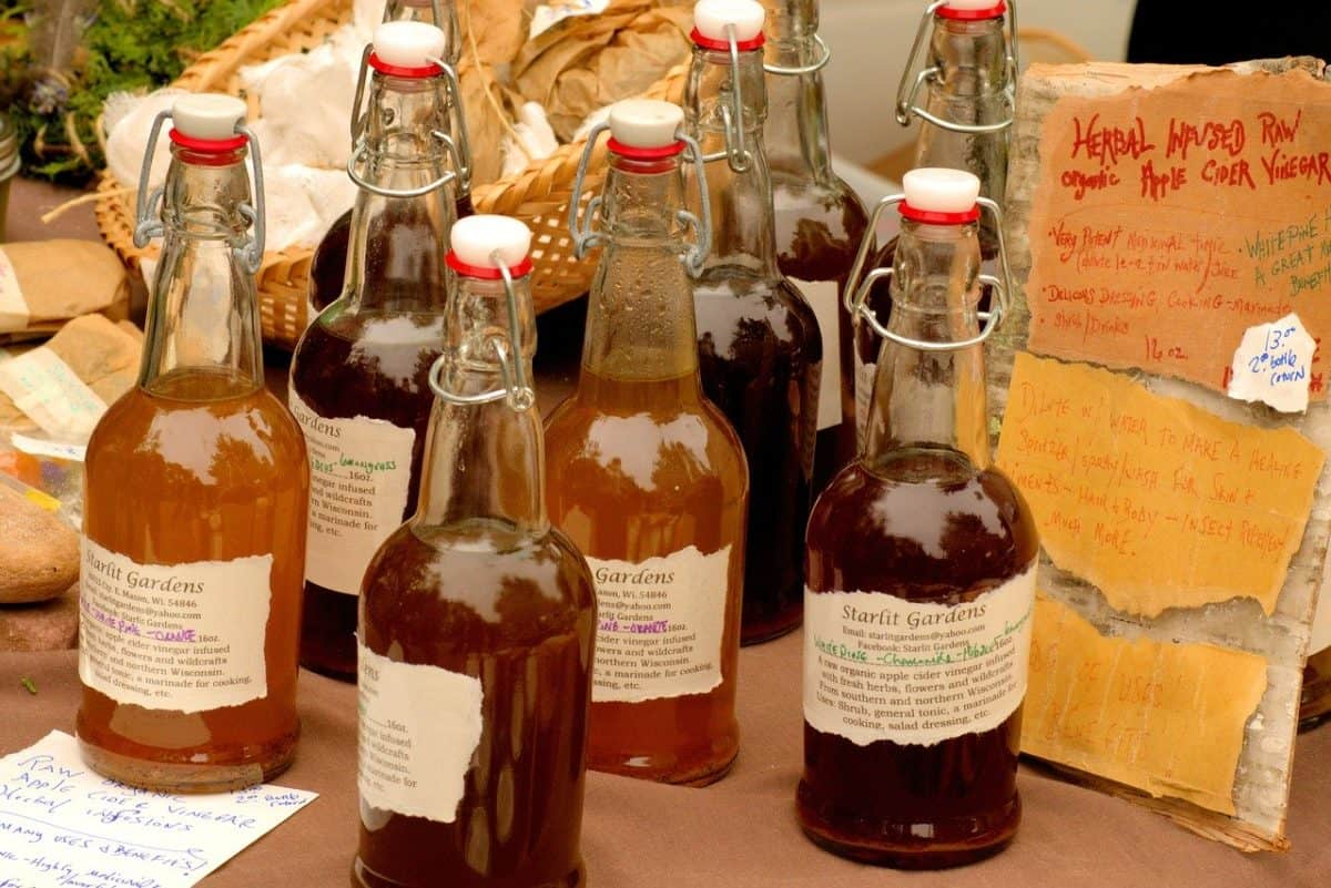 apple cider vinegar how to use and