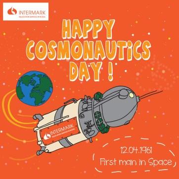 Russian Cosmonautics day