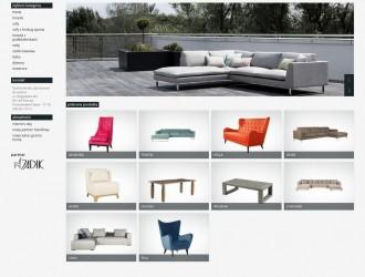 Strona internetowa Gusma Home