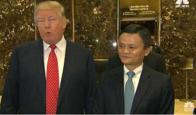 Alibaba-jack-ma-donald-trump