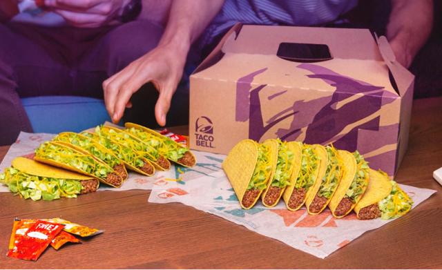 Taco Bell--tacos