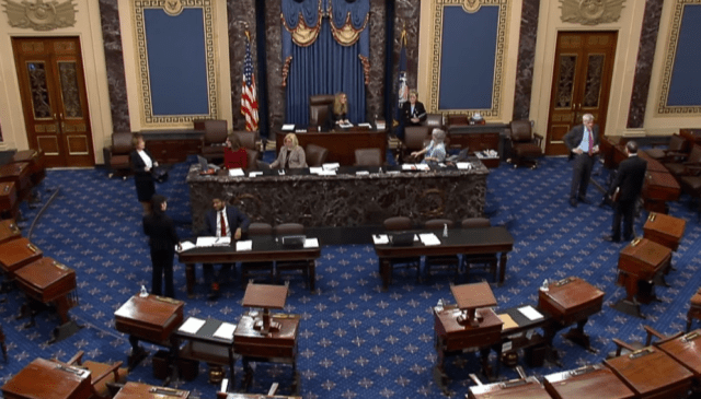 U.S. Senate passes $2 trillio