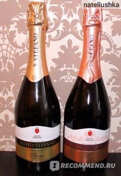 Сан Стефано Шампанское Фото