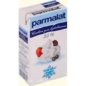 Сливки для взбивания Parmalat Panna da montare 35% - «Вот ...