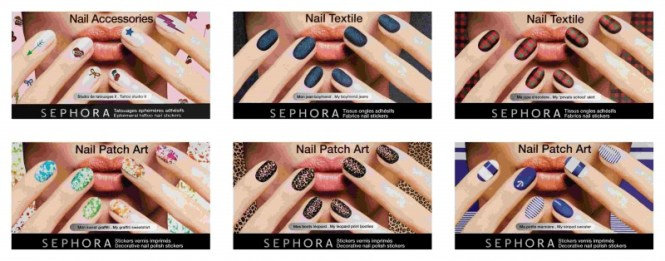Sephora Collection Instant Nail Polish Remover Wipes