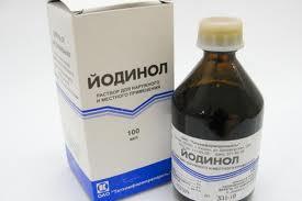 Лекарственный препарат Йодинол   Отзывы покупателей