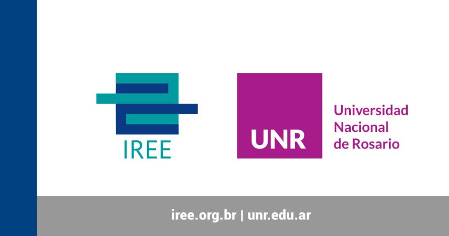 IREE e Universidad Nacional de Rosario assinam convênio