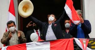 A eleição de Pedro Castillo no Peru: da fragmentação à polarização