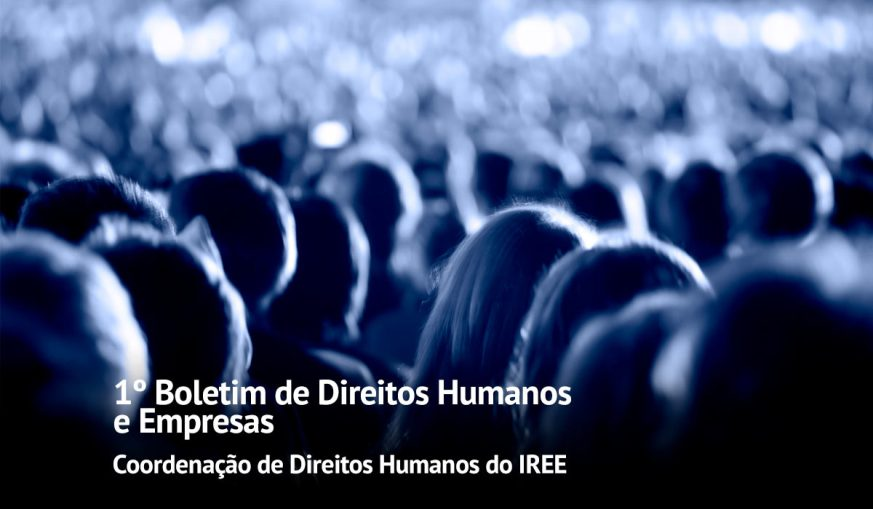 Boletim Direitos Humanos IREE