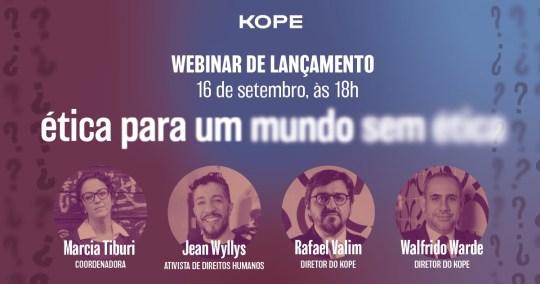 Lançamento do curso do KOPE