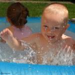 Dzieciaki i woda.