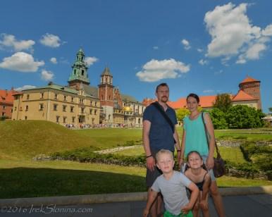 Zamek Królewski w Krakowie. Royale Castle.