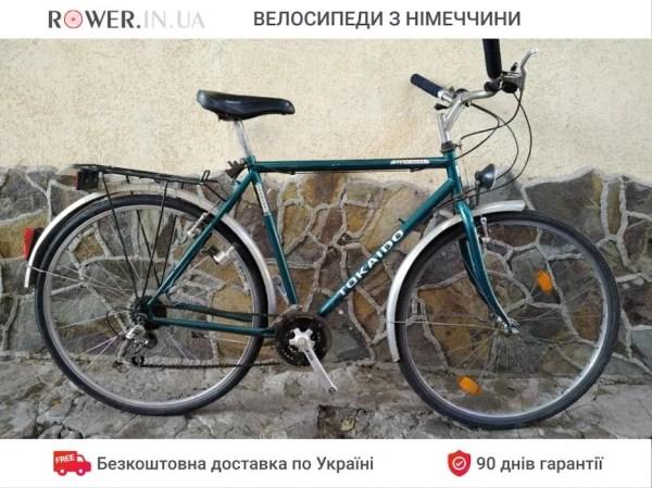 Дорожній велосипед бу Tokaido 28 / Безкоштовна доставка ...
