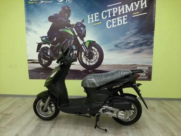 Новый скутер SYM HYUNDAI ORBIT2 150 модель-2020 года ...