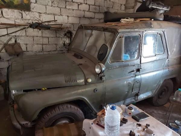 УАЗ-469 1980 года: 30 000 грн. - УАЗ Северодонецк на Olx
