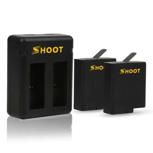 Архив: Аккумулятор зарядное устройство для GoPro HERO 5 6 ...