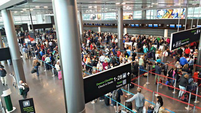 Bildergebnis für airport crowds