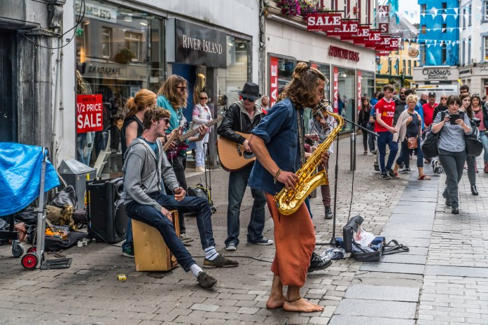 Galway Buskers