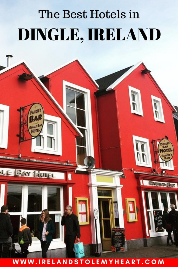 Best Hotels in Dingle, Ireland