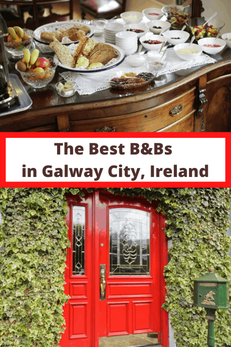 The best bed and breakfasts in Galway, Ireland
