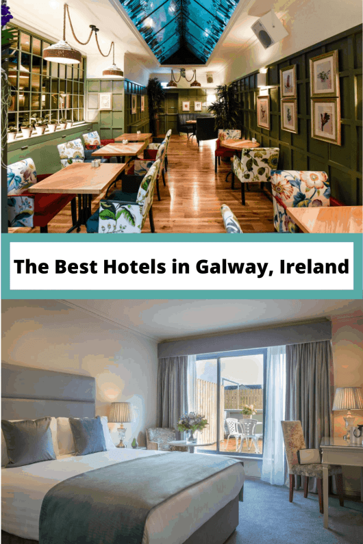 The best hotels in Galway, Ireland