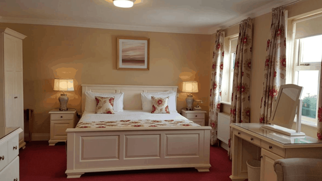 The Moorings pub and B&B