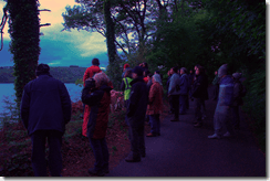 A good turn out for the dawn chorus in West Cork