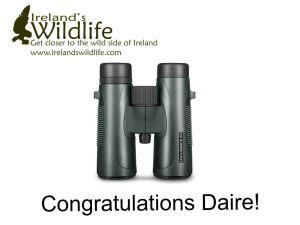 Hawke Binocular Winner