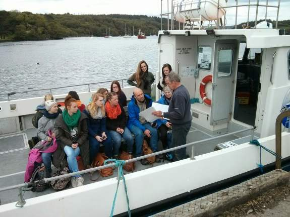 Cork Whale Watch Briefing