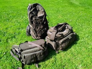 The Endeavor Series by Vanguard -- bags designed for birders