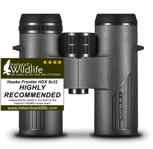 Hawke Frontier HDX 8x32 Highly Recommended by Ireland's Wildlife
