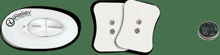 Mini Wireless TENS Unit What