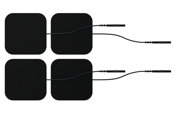 Dollar Electrode Pad Club Subscription, Standard Size
