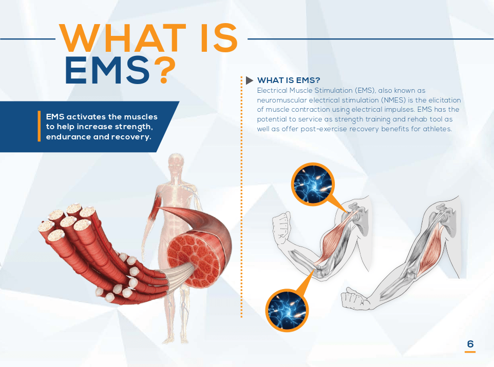 What is EMS? | iReliev