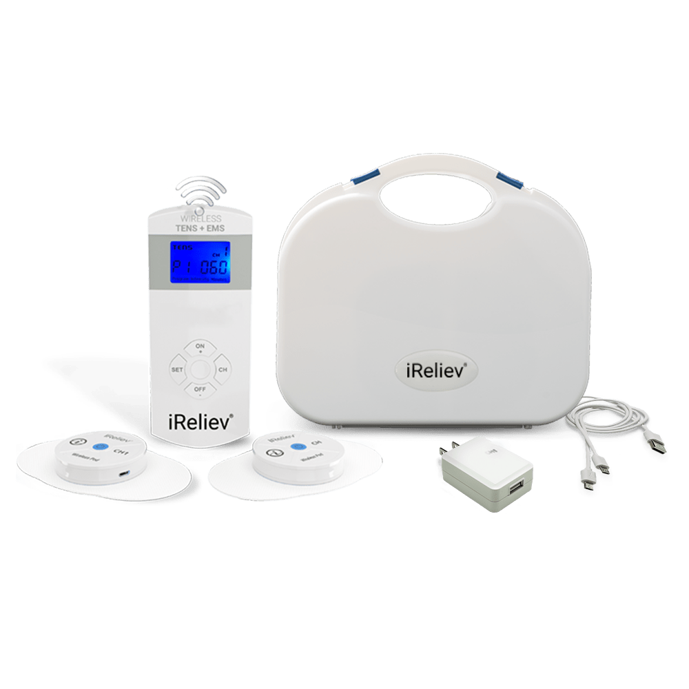 iReliev Wireless What is Included