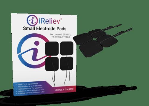 iReliev CM5050 Small Pads