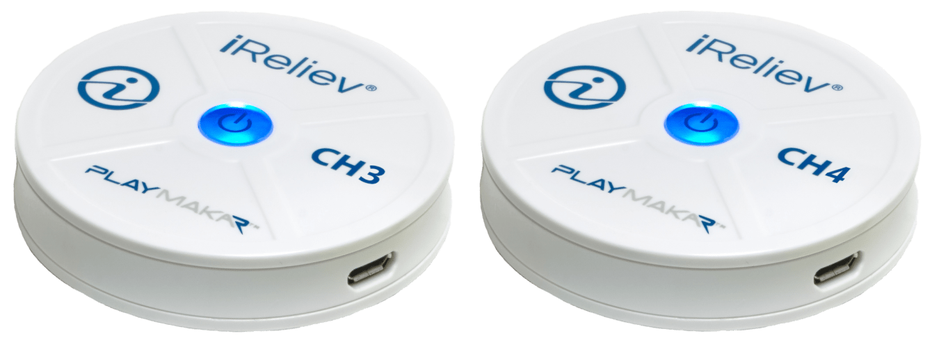 PlayMakar Expandable Wireless Receiver Pods